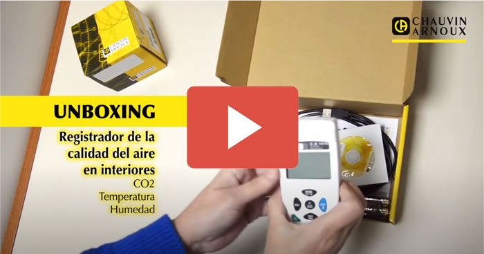 Video: Unboxing CA1510